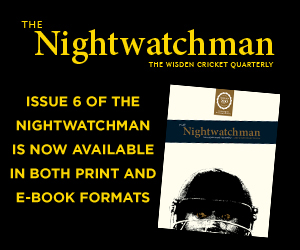 Issue 6 of The Nightwatchman out now